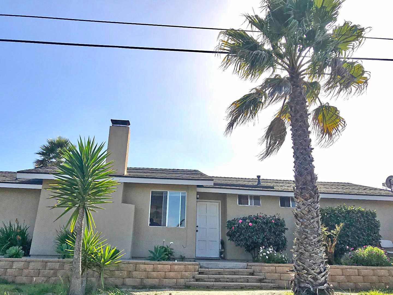 واحد منزل الأسرة للـ Sale في 1705 9th Street 1705 9th Street Los Osos, California 93402 United States