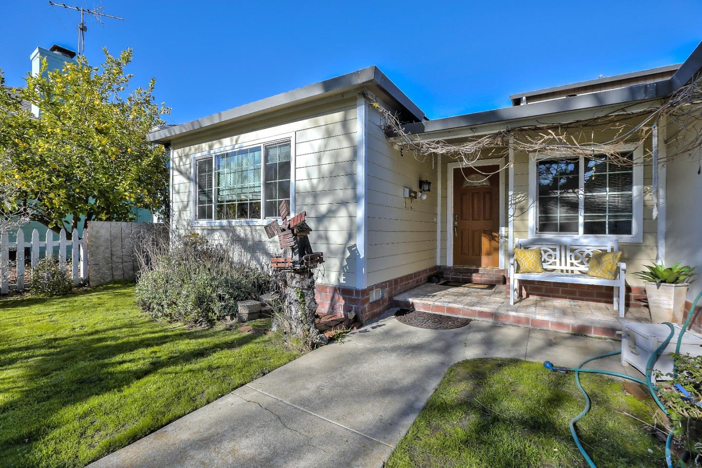Single Family Home for Sale at 1448 Balboa Avenue 1448 Balboa Avenue Burlingame, California 94010 United States