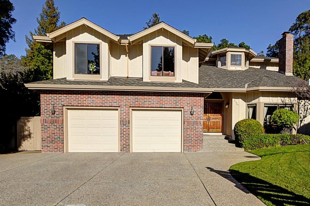 Single Family Home for Sale at 21947 Oakleaf Court 21947 Oakleaf Court Cupertino, California 95014 United States