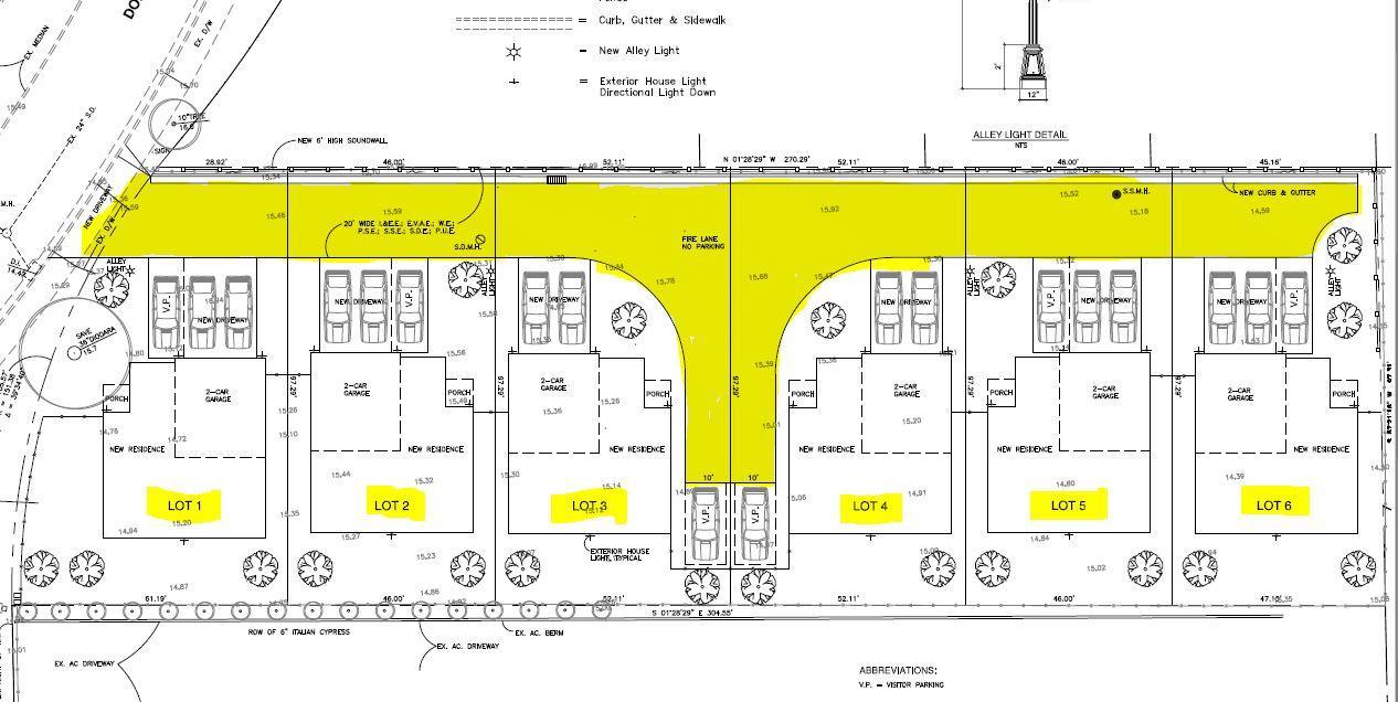 Земля для того Продажа на 717 Donohoe Street 717 Donohoe Street East Palo Alto, Калифорния 94303 Соединенные Штаты