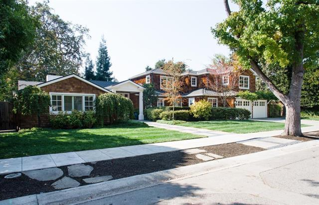 Single Family Home for Rent at 2350 Byron Street 2350 Byron Street Palo Alto, California 94301 United States