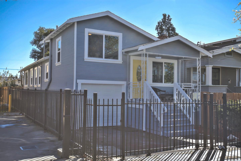 Maison unifamiliale pour l Vente à 1480 77th Avenue 1480 77th Avenue Oakland, Californie 94621 États-Unis