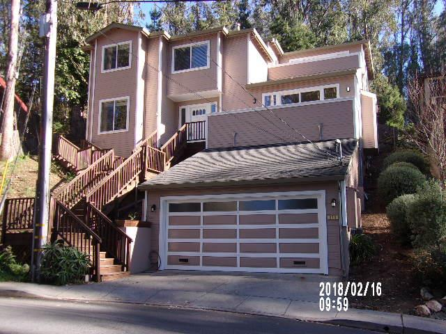 Single Family Home for Sale at 378 El Granada Boulevard 378 El Granada Boulevard El Granada, California 94018 United States