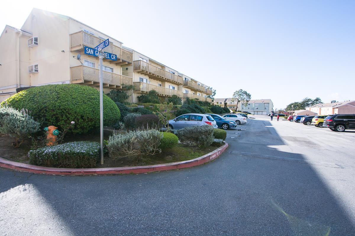 Eigentumswohnung für Verkauf beim 1011 San Gabriel Circle 1011 San Gabriel Circle Daly City, Kalifornien 94014 Vereinigte Staaten
