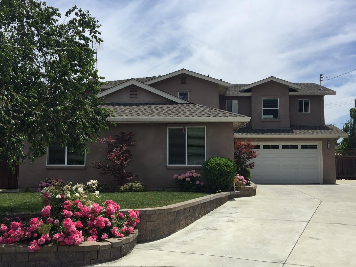 Single Family Home for Sale at 2337 Roosevelt Court 2337 Roosevelt Court Santa Clara, California 95051 United States