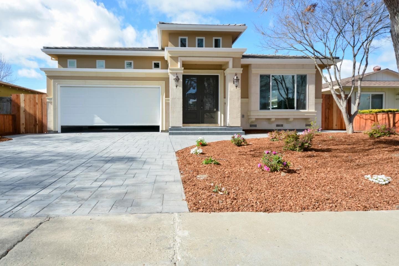 獨棟家庭住宅 為 出售 在 1057 Huntingdon Drive 1057 Huntingdon Drive San Jose, 加利福尼亞州 95129 美國