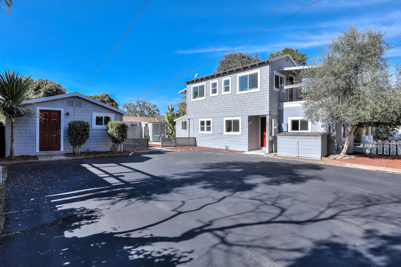 Maison unifamiliale pour l Vente à 207 Oakland Avenue 207 Oakland Avenue Capitola, Californie 95010 États-Unis