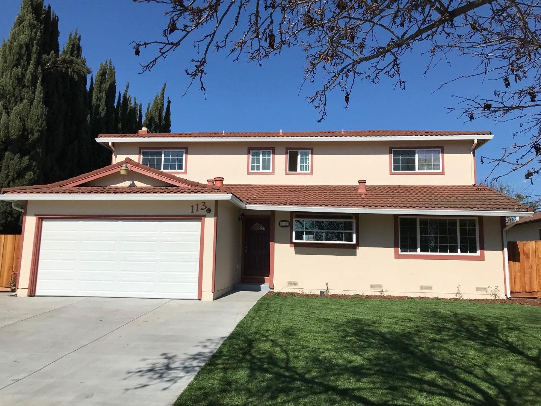 واحد منزل الأسرة للـ Sale في 113 Washington Drive 113 Washington Drive Milpitas, California 95035 United States