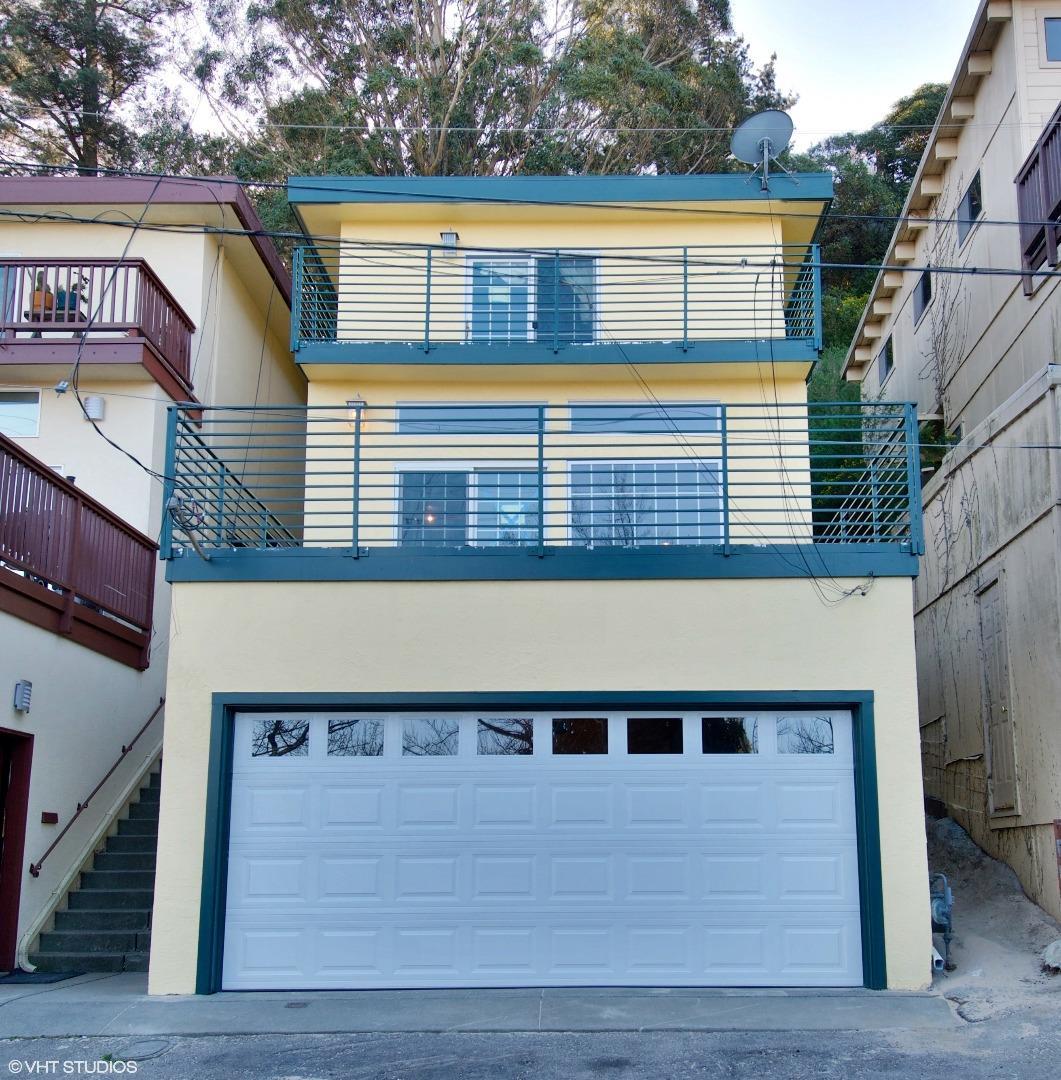 獨棟家庭住宅 為 出售 在 131 Lake Street 131 Lake Street Brisbane, 加利福尼亞州 94005 美國