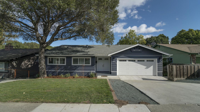 Maison unifamiliale pour l Vente à 3615 Farm Hill Boulevard 3615 Farm Hill Boulevard Redwood City, Californie 94061 États-Unis