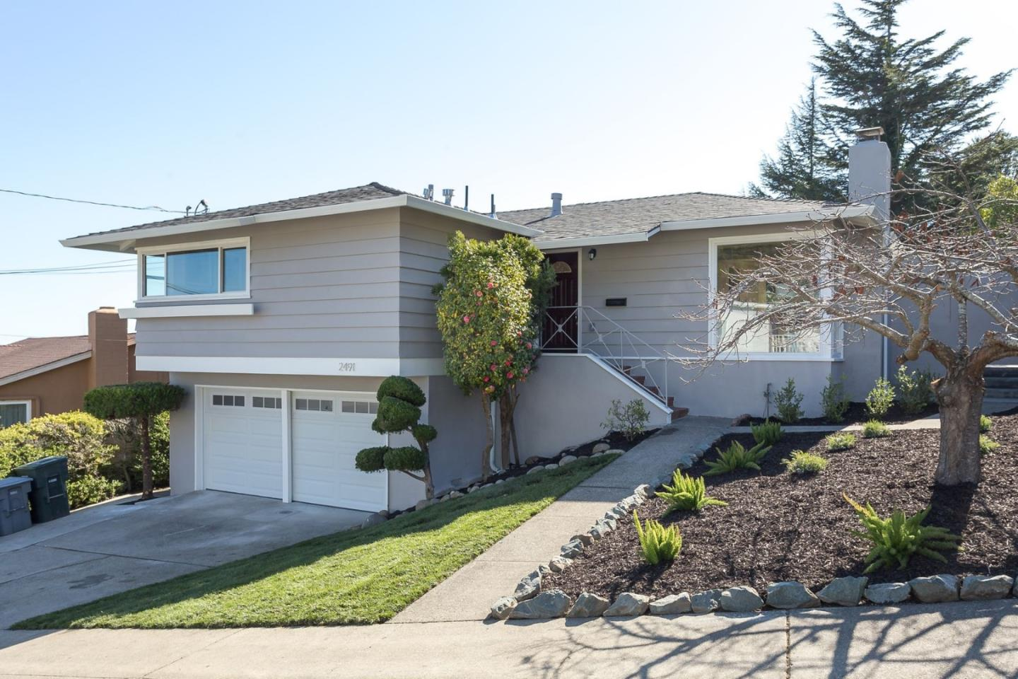 Single Family Home for Sale at 2491 Rosewood Drive 2491 Rosewood Drive San Bruno, California 94066 United States