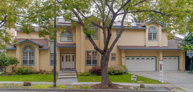 Частный односемейный дом для того Продажа на 686 Regas Drive 686 Regas Drive Campbell, Калифорния 95008 Соединенные Штаты