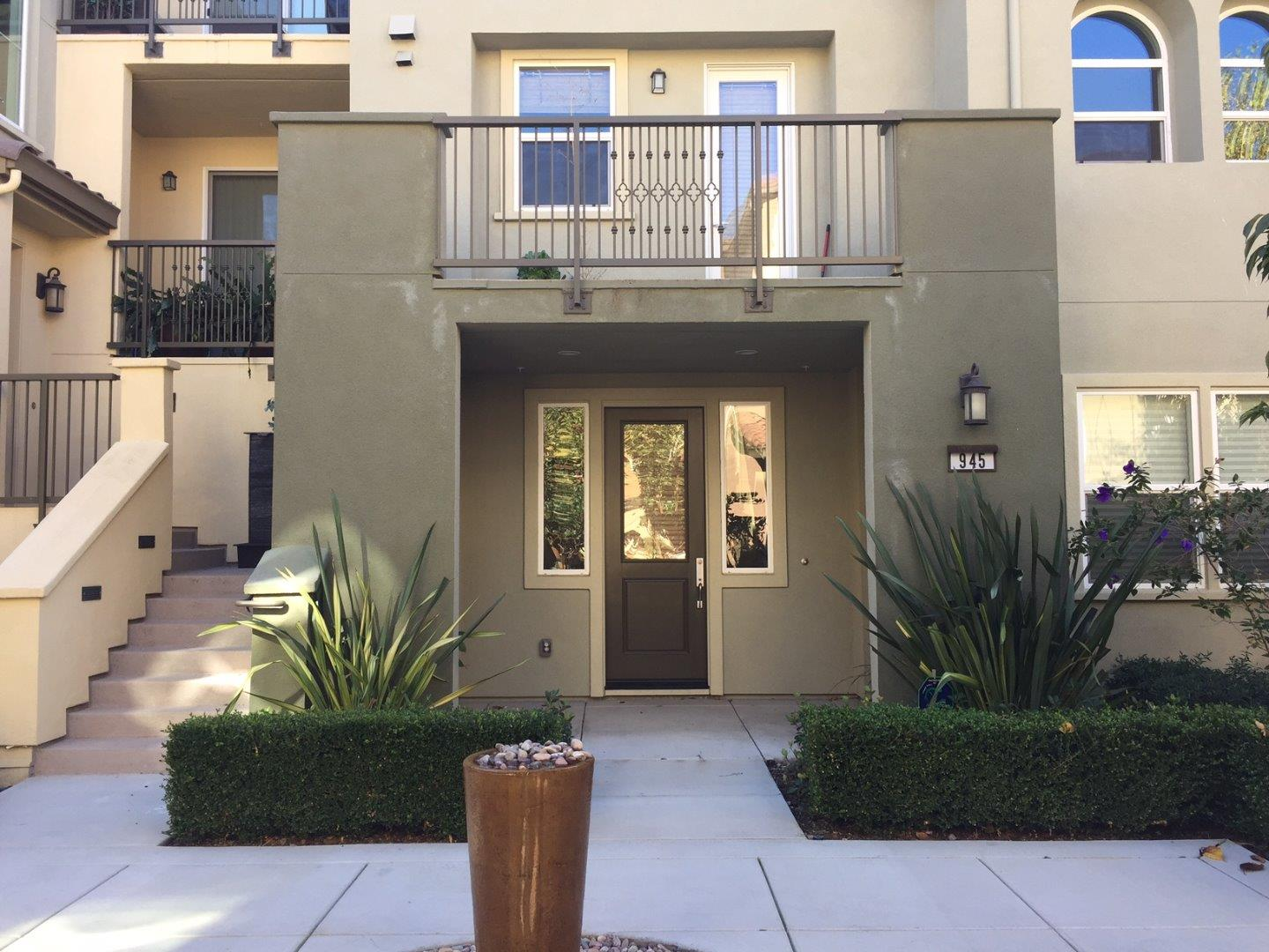 Townhouse for Rent at 945 Glen Valley Terrace 945 Glen Valley Terrace Sunnyvale, California 94085 United States