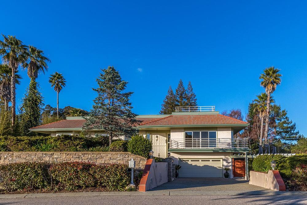 Casa Unifamiliar por un Venta en 10 Kite Hill Road 10 Kite Hill Road Santa Cruz, California 95060 Estados Unidos