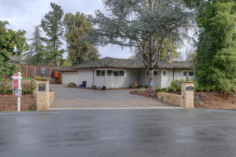 Single Family Home for Sale at 1035 Border Road 1035 Border Road Los Altos, California 94024 United States