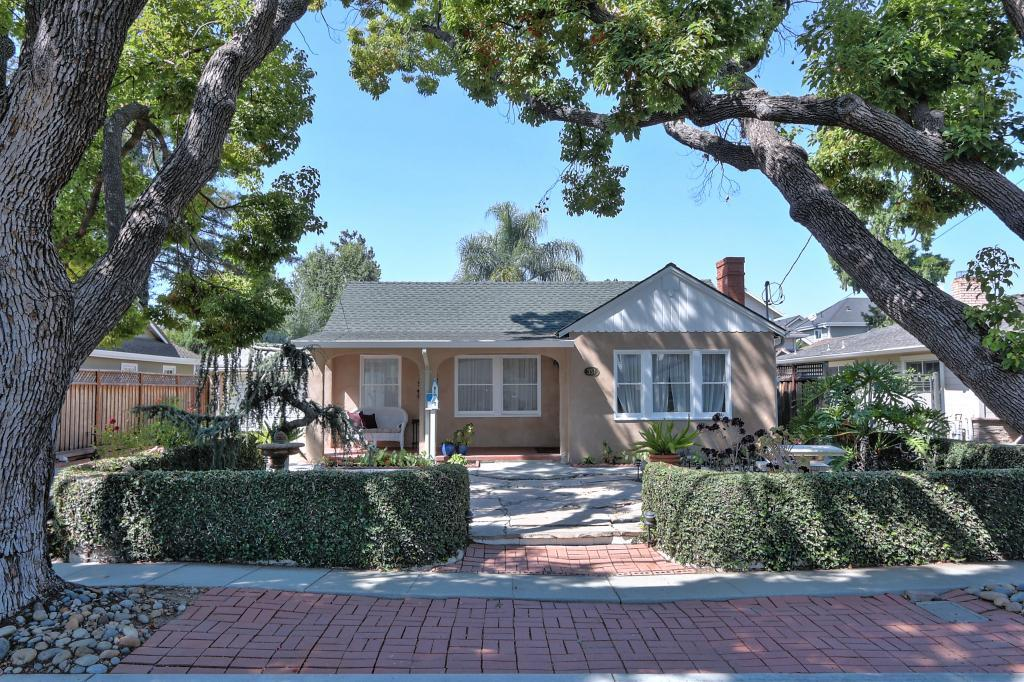 Single Family Home for Sale at 351 Harrison Avenue 351 Harrison Avenue Campbell, California 95008 United States