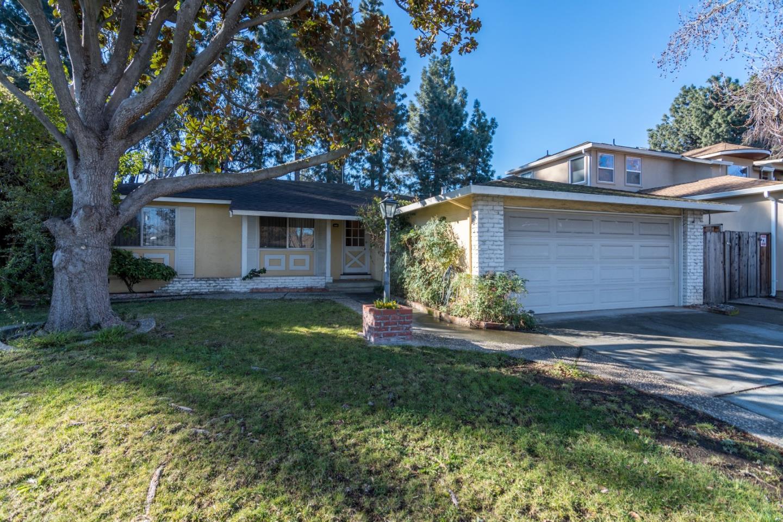 Single Family Home for Sale at 4112 Lemoyne Way 4112 Lemoyne Way Campbell, California 95008 United States
