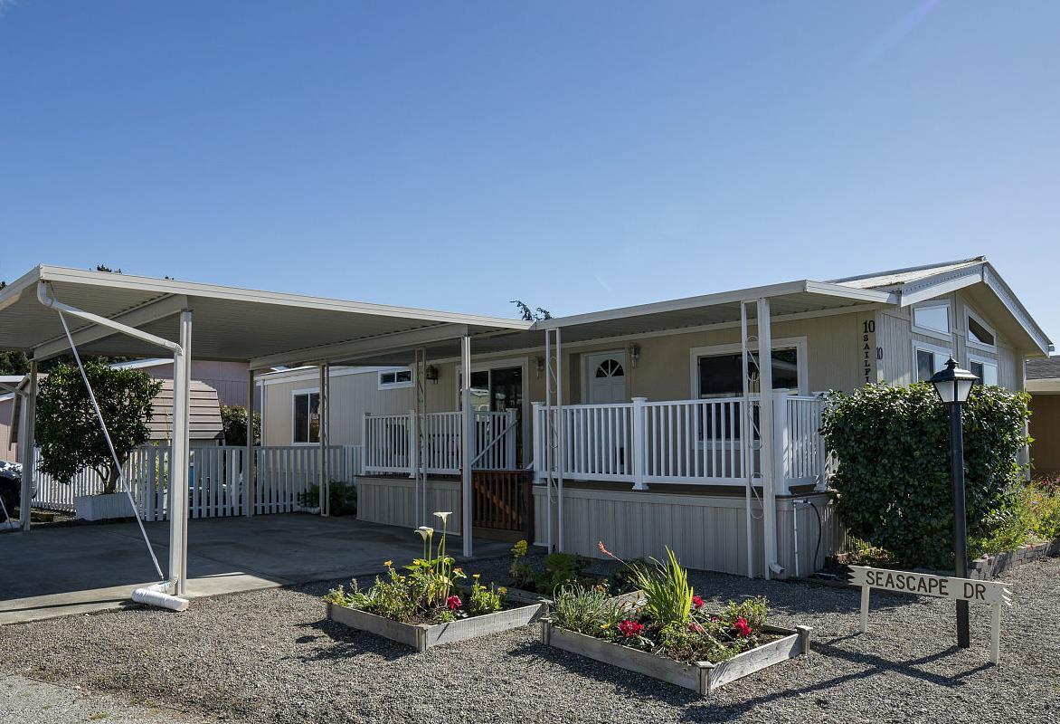 Maison unifamiliale pour l Vente à 10 Sailfish Court 10 Sailfish Court Half Moon Bay, Californie 94019 États-Unis