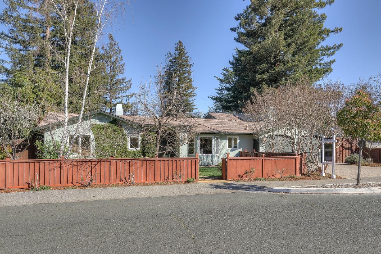 Single Family Home for Sale at 225 N Clark Avenue 225 N Clark Avenue Los Altos, California 94022 United States
