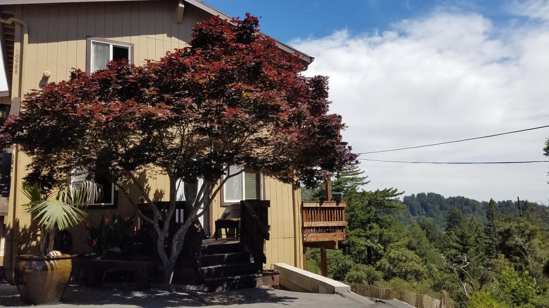 Частный односемейный дом для того Продажа на 10988 Lake Boulevard 10988 Lake Boulevard Felton, Калифорния 95018 Соединенные Штаты