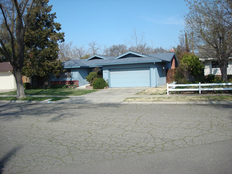 Single Family Home for Sale at 705 Modoc Street 705 Modoc Street Merced, California 95340 United States