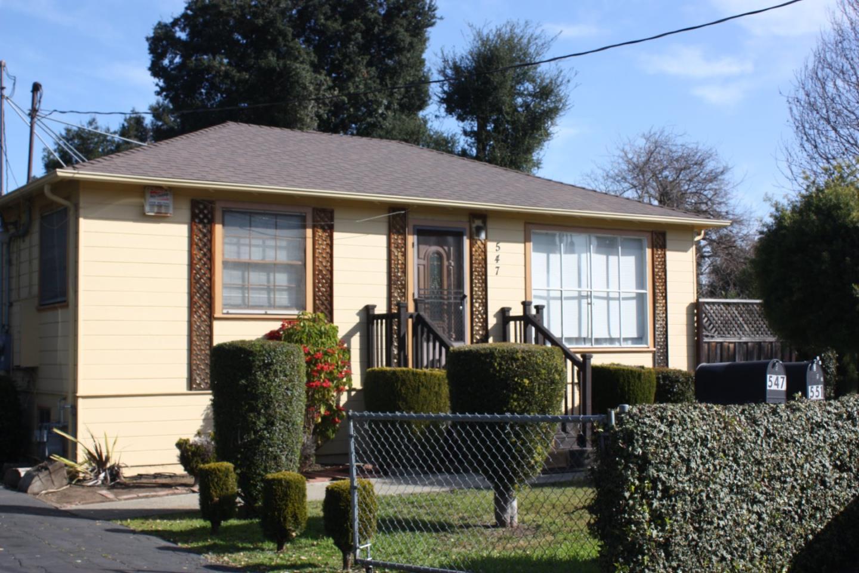 Многосемейный дом для того Продажа на 547&551 Runnymede Street 547&551 Runnymede Street East Palo Alto, Калифорния 94303 Соединенные Штаты