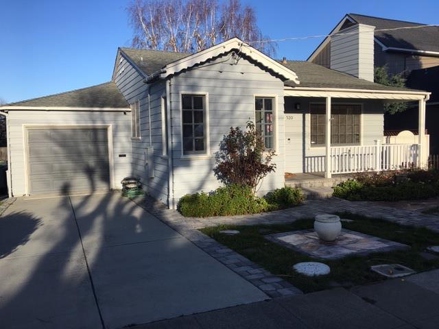 Single Family Home for Rent at 520 Elm Avenue 520 Elm Avenue San Bruno, California 94066 United States