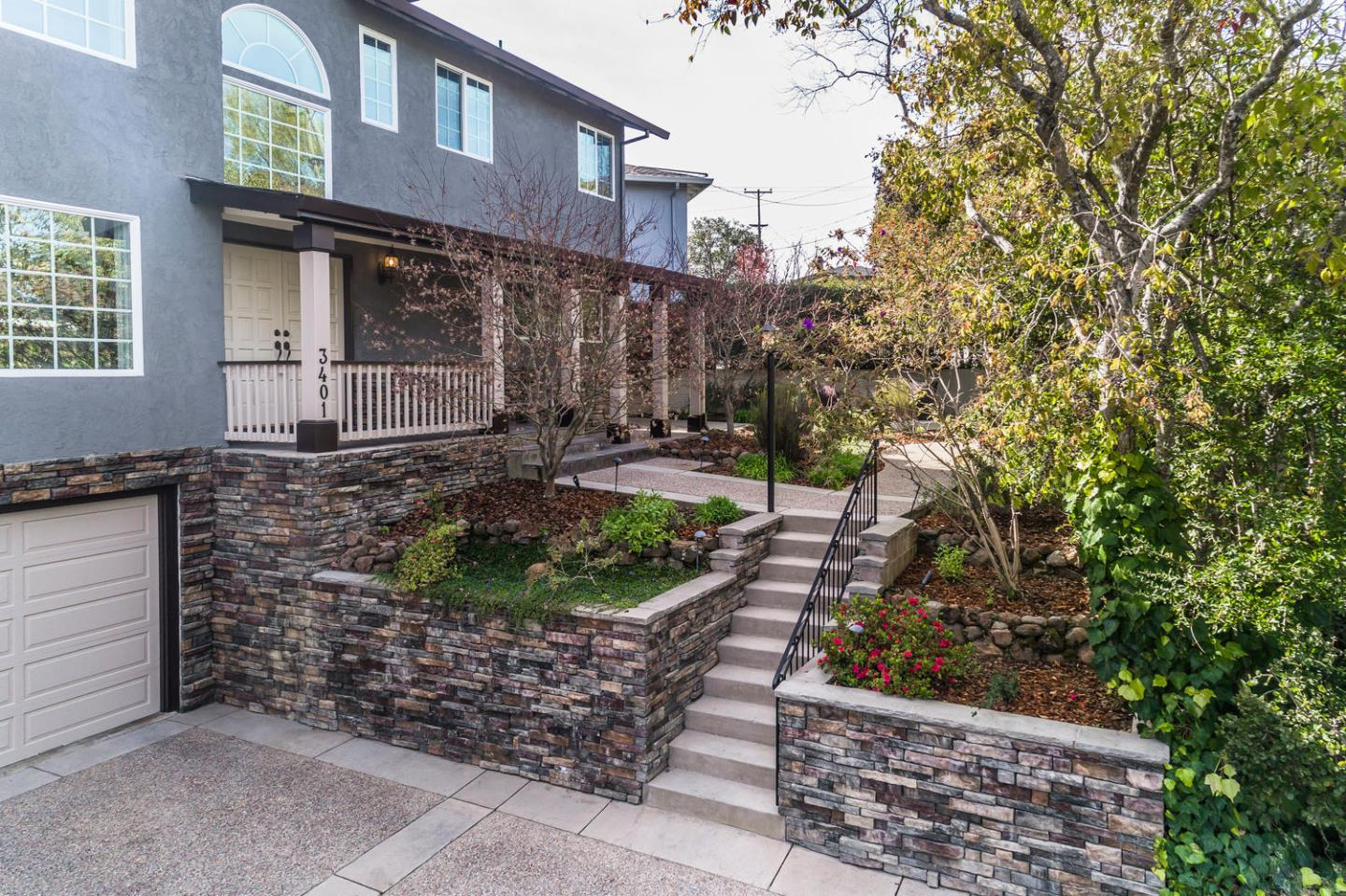 Single Family Home for Sale at 3401 Lodge Drive 3401 Lodge Drive Belmont, California 94002 United States