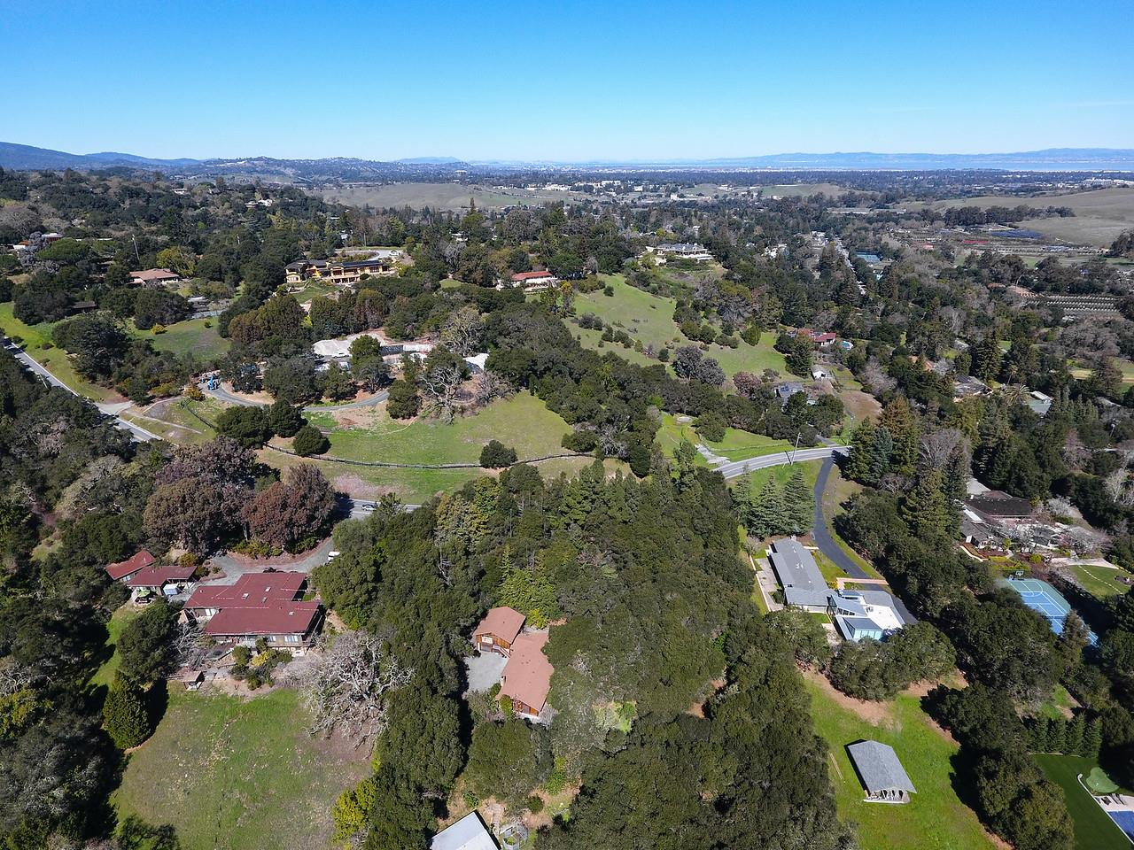 Single Family Home for Sale at 187 Westridge Drive 187 Westridge Drive Portola Valley, California 94028 United States