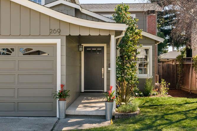 واحد منزل الأسرة للـ Sale في 269 Alberta Avenue 269 Alberta Avenue San Carlos, California 94070 United States