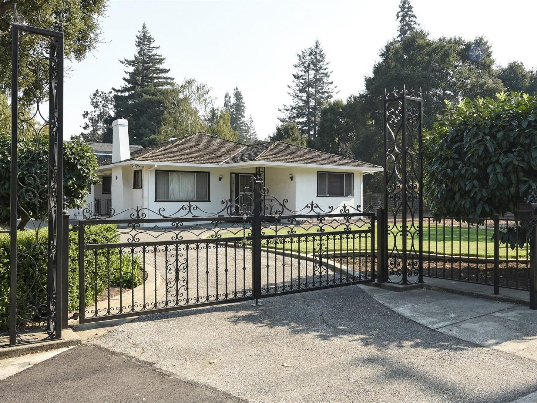 Single Family Home for Sale at 1359 Johnson Street 1359 Johnson Street Menlo Park, California 94025 United States