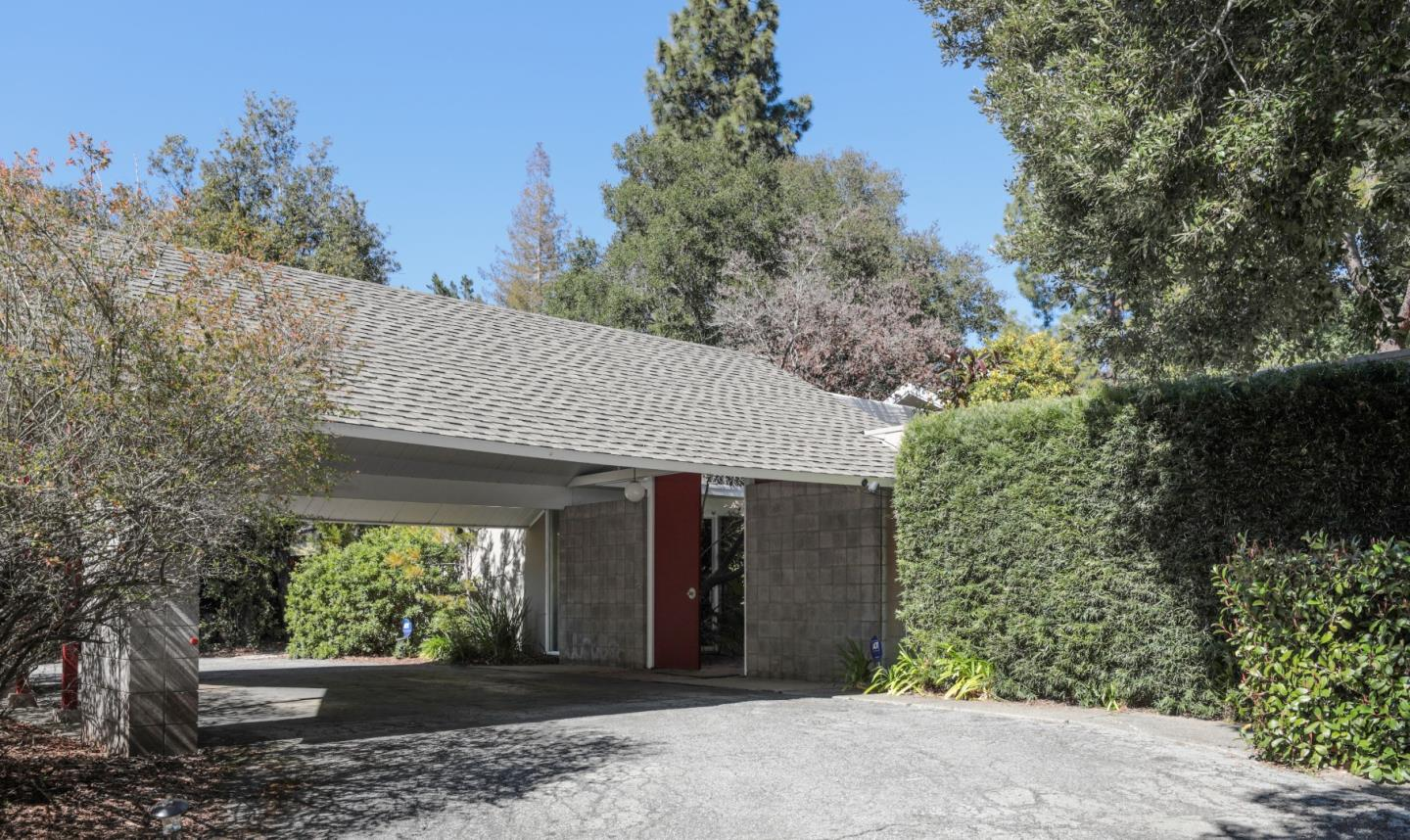 Single Family Home for Sale at 834 Cedro Way 834 Cedro Way Stanford, California 94305 United States