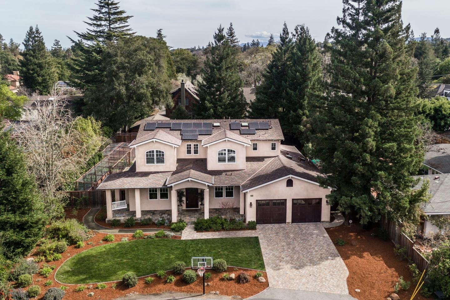 Single Family Home for Sale at 858 Hierra Court 858 Hierra Court Los Altos, California 94024 United States