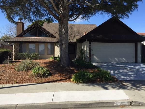 واحد منزل الأسرة للـ Rent في 6053 Thurber Lane 6053 Thurber Lane Santa Cruz, California 95065 United States