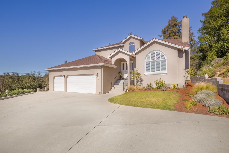 Maison unifamiliale pour l Vente à 554 Bean Creek Road 554 Bean Creek Road Scotts Valley, Californie 95066 États-Unis