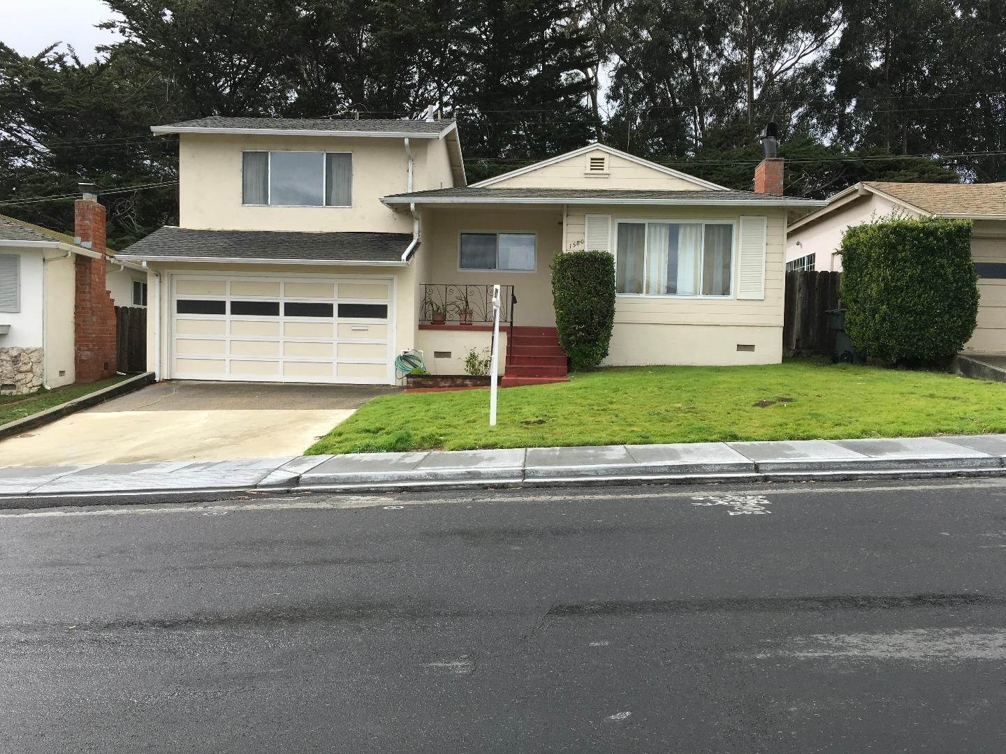 Single Family Home for Sale at 1580 Claremont Drive 1580 Claremont Drive San Bruno, California 94066 United States