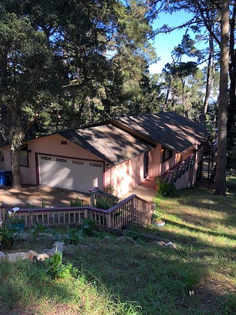 獨棟家庭住宅 為 出租 在 4087 Crest Road 4087 Crest Road Pebble Beach, 加利福尼亞州 93953 美國