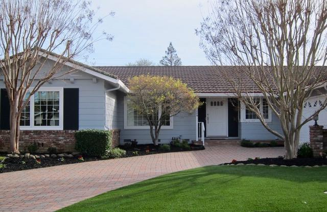 Single Family Home for Sale at 1209 Awalt Drive 1209 Awalt Drive Mountain View, California 94040 United States
