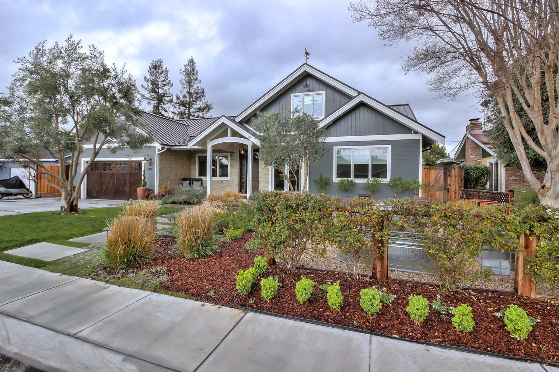 獨棟家庭住宅 為 出售 在 1901 Cabana Drive 1901 Cabana Drive San Jose, 加利福尼亞州 95125 美國