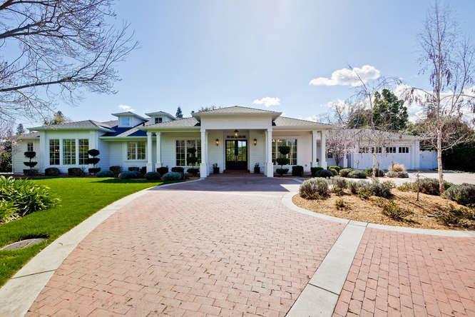 Einfamilienhaus für Verkauf beim 129 N Gordon Way 129 N Gordon Way Los Altos, Kalifornien 94022 Vereinigte Staaten