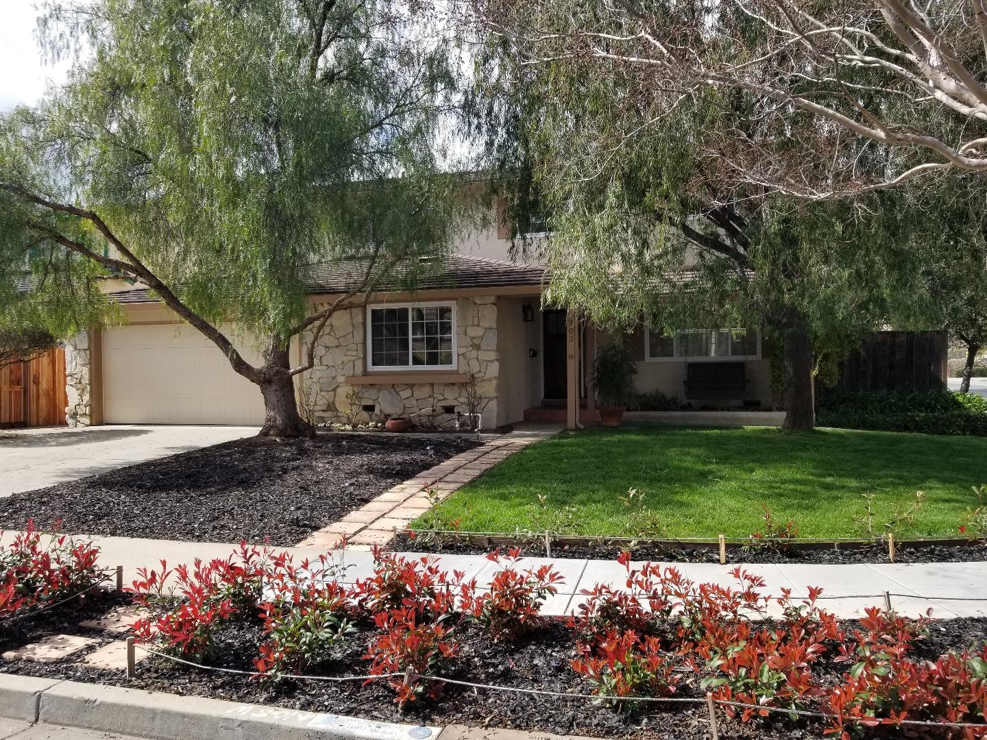 Single Family Home for Sale at 903 Old Town Court 903 Old Town Court Cupertino, California 95014 United States