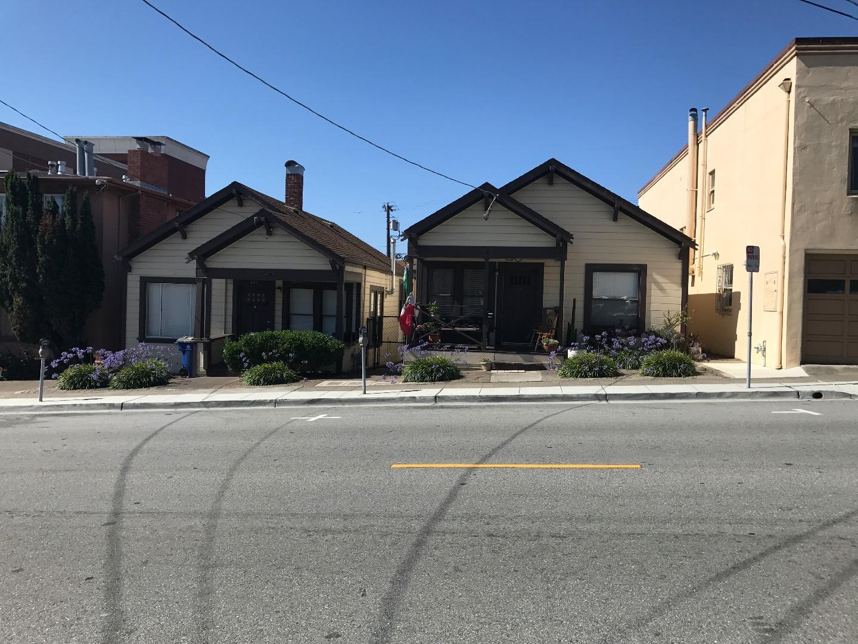 二世帯住宅 のために 売買 アット 341 Miller Avenue 341 Miller Avenue South San Francisco, カリフォルニア 94080 アメリカ合衆国