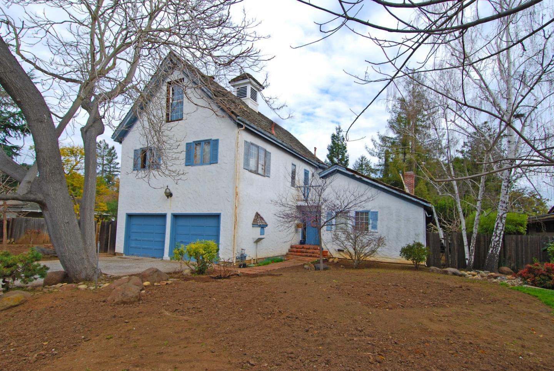 Single Family Home for Sale at 257 Merritt Road 257 Merritt Road Los Altos, California 94022 United States