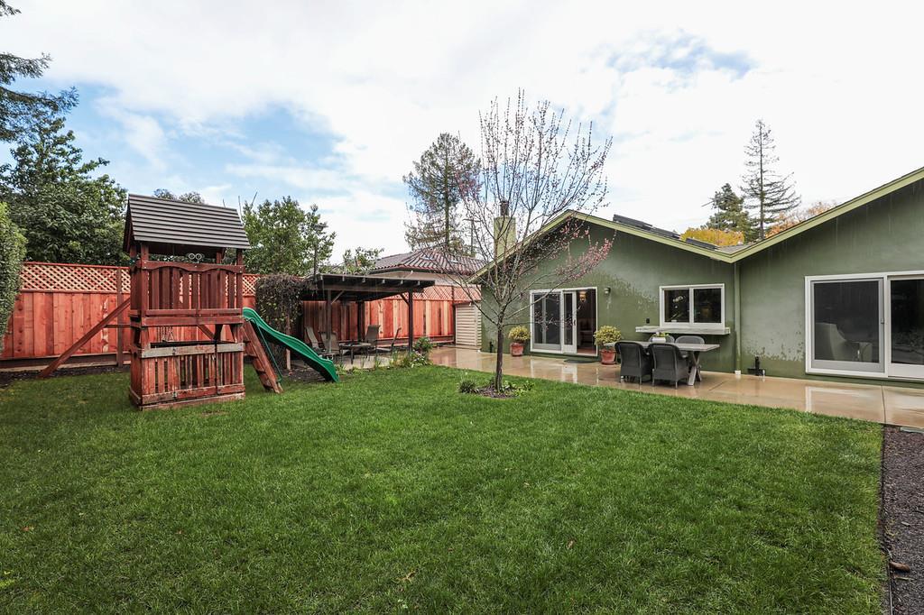 Single Family Home for Sale at 156 Loucks Avenue 156 Loucks Avenue Los Altos, California 94022 United States
