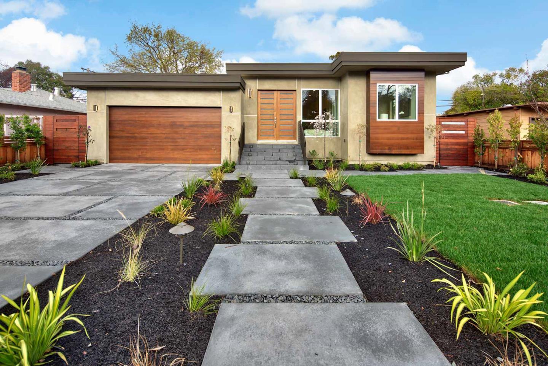 Maison unifamiliale pour l Vente à 3513 Waverley Street 3513 Waverley Street Palo Alto, Californie 94306 États-Unis