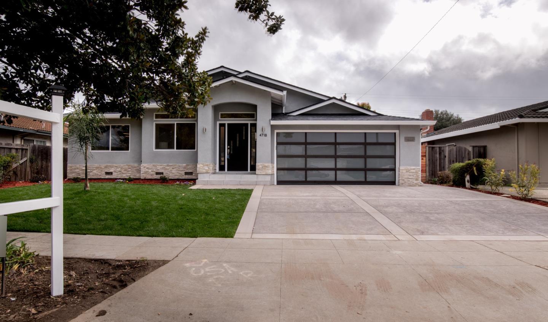 獨棟家庭住宅 為 出售 在 4718 Williams Road 4718 Williams Road San Jose, 加利福尼亞州 95129 美國