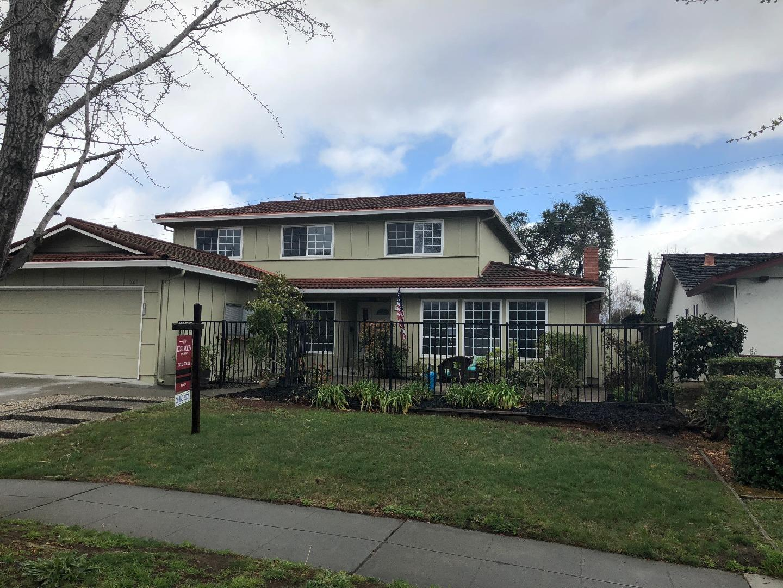 獨棟家庭住宅 為 出售 在 521 S Park Drive 521 S Park Drive San Jose, 加利福尼亞州 95129 美國