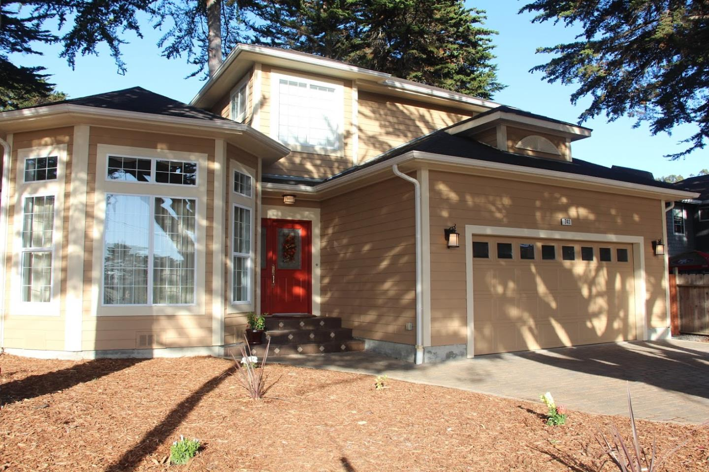 Single Family Home for Sale at 741 Edison 741 Edison Montara, California 94037 United States