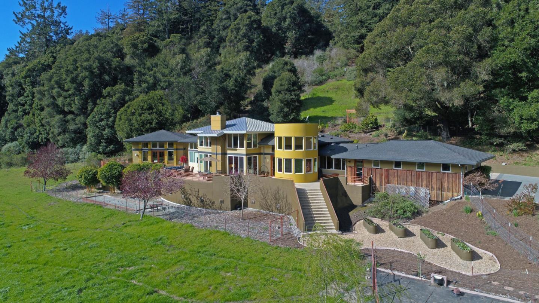 Maison unifamiliale pour l Vente à 781 Baker Road 781 Baker Road Aptos, Californie 95003 États-Unis