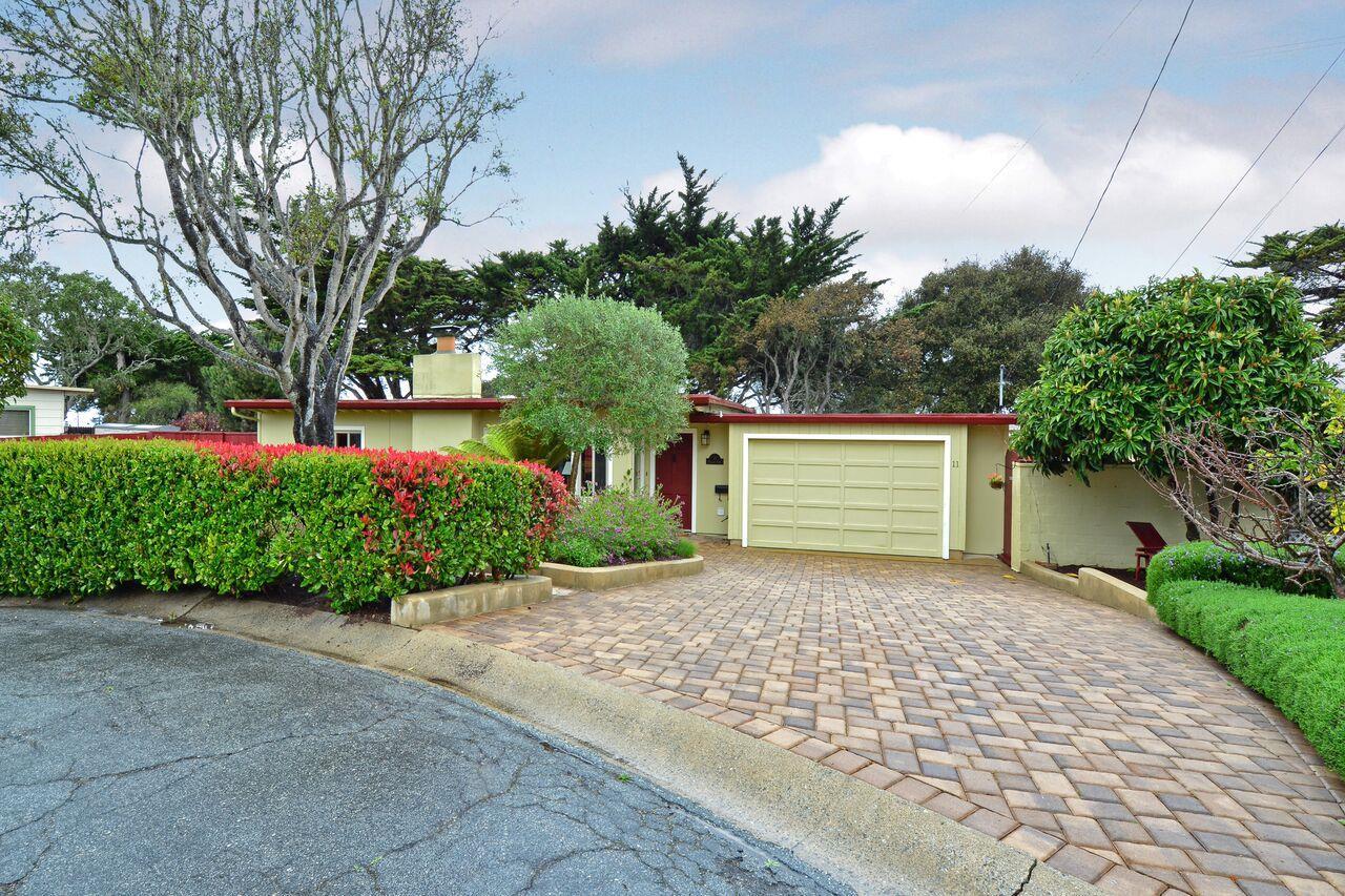 一戸建て のために 売買 アット 11 Wallace Place 11 Wallace Place Del Rey Oaks, カリフォルニア 93940 アメリカ合衆国